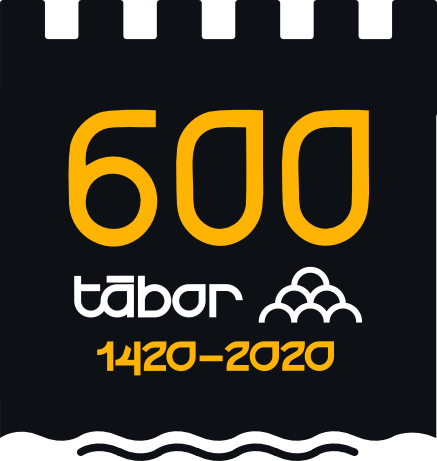600městaTábor-logočerné