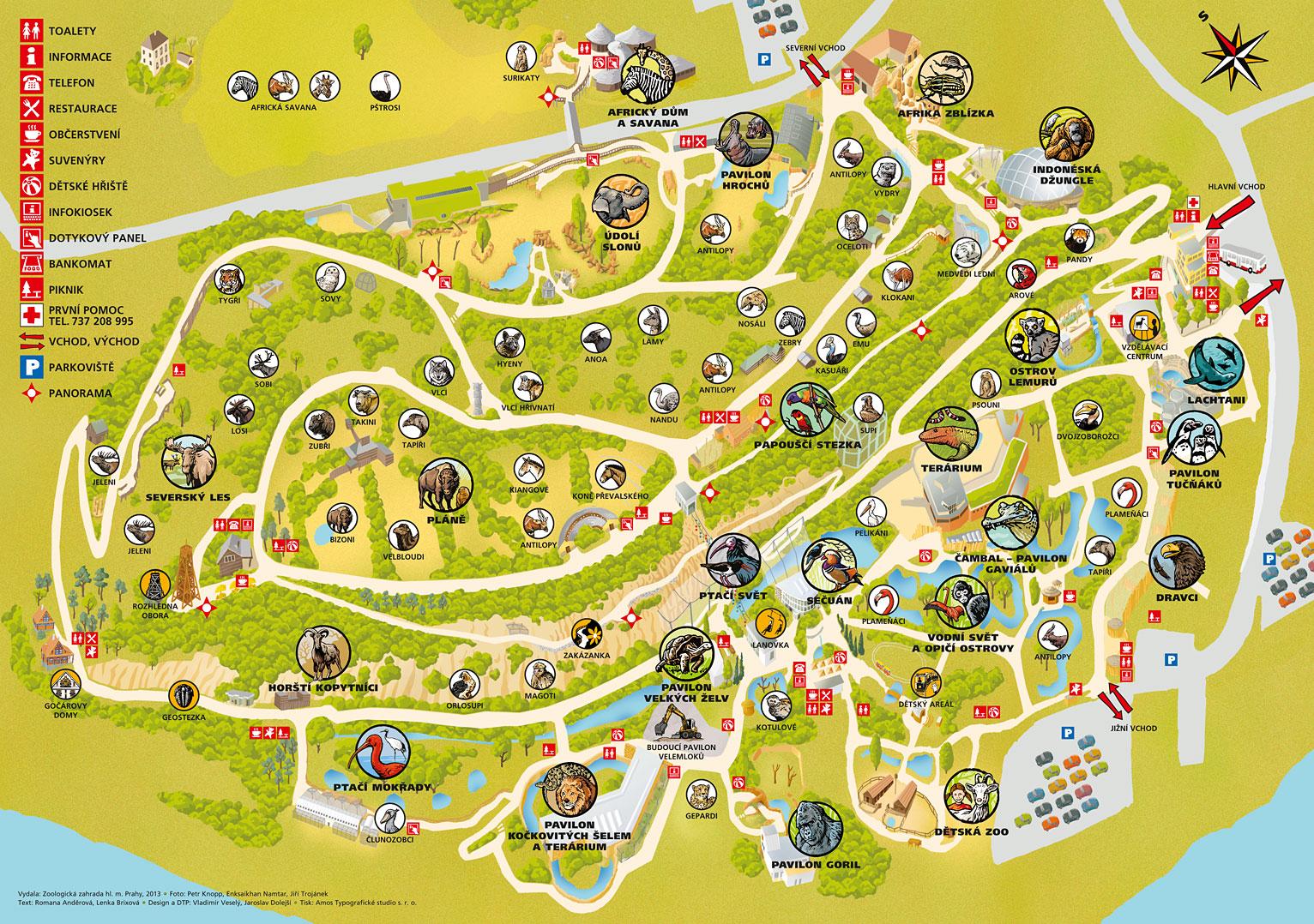 Zoo Praha Kdykde Cz