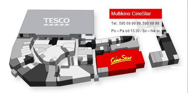 Multikino CineStar Ostrava OC Futurum