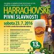 13. Harrachovské pivní slavnosti