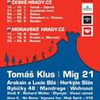 Festival Hrady CZ na hradě Bouzov poprvé s Arakainem a Lucií Bílou, dále vystoupí: Mig 21, Tomáš Klus, Richard Müller a další interpreti