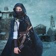 Venkovní únikovka - Assassin's girl