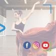 Centrum Tance živě - online lekce přes sociální sítě a ZOOM