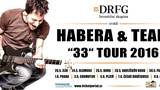 Habera a Team 33 Tour 2016 v Havlíčkově Brodě