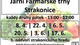 Jarní a podzimní farmářské trhy 2016 Strakonice