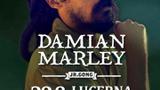 Koncert Damian Jr. Gong Marley (JAM) v Lucerně