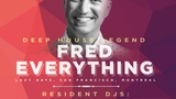 Mosaic House presents Fred Everything /CAN/, Lumiere, Vilém