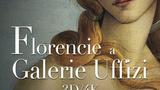 Florencie a galerie Uffizi ve 3D