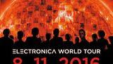Jean-Michel Jarre přiveze v listopadu do Prahy zbrusu novou show Electronica