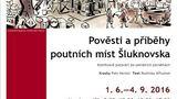 Komiksy o historii Šluknovska najdete od června do září 2016 ve Vlastivědném muzeu a galerii v České Lípě