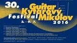 XXX. Kytarový festival Mikulov