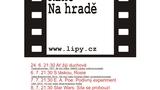 Letní kino na hradě Lipý
