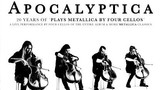 """Apocalyptica - 20 years of """"Plays Metallica by Four Cellos"""" ve Zlíně"""