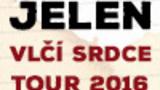 JELEN - VLČÍ SRDCE TOUR 2016