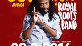 Gyptian & Royal Roots band (Jamaica)