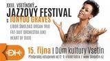 Tonya Graves hlavním hudebním hostem  XXIII. vsetínského jazzového festivalu
