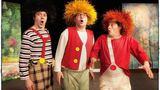 Již po třiadvacáté Dům kultury Vsetín zve malé diváky na cyklus Divadlo dětem