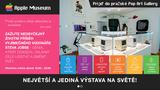 Apple Museum - Největší sbírka Apple produktů od roku 1976 až do 2012 poprvé v Praze