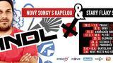 Xindl X - Koncertní turné k albu KVADRATURA ZÁCHRANNÉHO KRUHU v Pardubicích