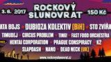 Rockový Slunovrat 2017 - Řevnice