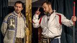 Chvála bláznovství - Divadlo Bolka Polívky
