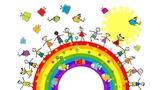 Průvod masek obcí a Maškarní karneval pro děti