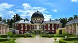 Dožínky hraběte Chotka na zámku Veltrusy-Ostrov