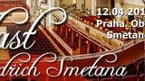 Bedřich Smetana «Má Vlast». Koncert v Praze.