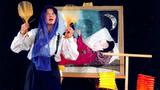 Šamanka Manka - Divadlo Dobeška