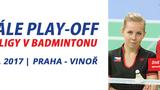 IBod a Tesing Finále play-off extraligy v badmintonu 2017