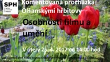 Komentovaná procházka Olšanskými hřbitovy