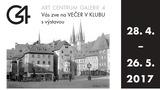 Večer v klubu Zahájení výstavy Cheb 19.stol /Historká fotografie