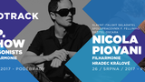 Soundtrack PODĚBRADY 2017 - Mezinárodní festival filmové hudby a multimédií