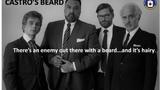 CASTROVY VOUSY - CASTRO'S BEARD - Divadlo Kampa