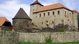 Výstava obrazy Valentina Horby na hradě Švihov