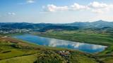 Jezero Milada - Třetí největší jezero v České republice