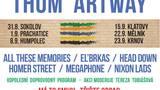 Wohnout a Thom Artway hlavními hvězdami letošího ročníku turné Ekompilace 2017 - Humpolec