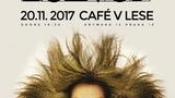 Café V lese v listopadu navštíví Jane Weaver z Velké Británie