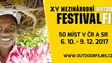XV. Mezinárodní festival outdoorových filmů skupiny ČEZ 2017