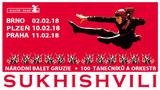 Národní balet Gruzie SUKHISHVILI v Plzni