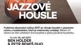 JAZZOVÉ HOUSLE | BEN HOLDER & PETR BENEŠ DUO