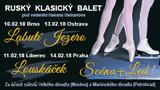 Ruský klasický balet – Klasika a led v Praze