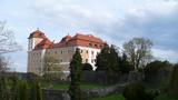 Svatohubertská mše v zámeckém kostele ve Valči