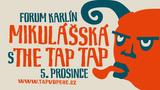The Tap Tap - Mikulášská ve Forum Karlín se skvělou Gaelynn Lea a dalšími