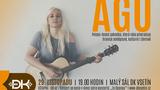 """Listopadový koncert """"ZA OPONOU"""" přivítá zpěvačku Agu, tentokrát však v malém sále Domu kultury Vsetín"""