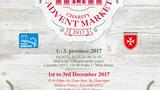 Adventní trhy 2017 - předvánoční atmosféra na Malé Straně