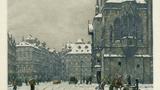 Praha v čase vánočním. Tradice a řemesla od adventu do Hromnic