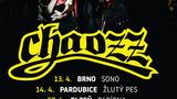 Znovu nastane Chaozz. Legendární hiphopeři chystají velké turné s kapelou - koncert v Plzni