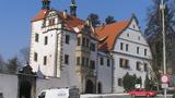 Podzim na státním zámku Benešov nad Ploučnicí