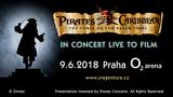 Piráti z Karibiku: Prokletí Černé perly In Concert